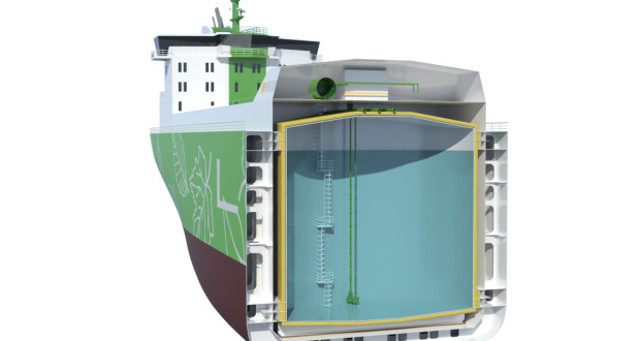Deltamarin and Brevik Technology launch a revolutionary multigas carrier design