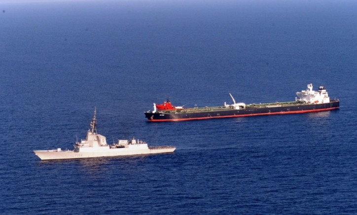 EU Naval Force Operation Commander Reinforces Need for Vigilance at Sea as Chemical Tanker Attacked by Suspected Somali Pirates