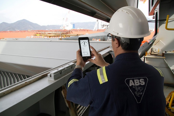 ABS launches electronic certificates for its fleet