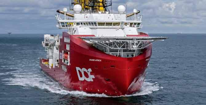 DOF Subsea awarded 5+2+2 year IMR and vessel contract