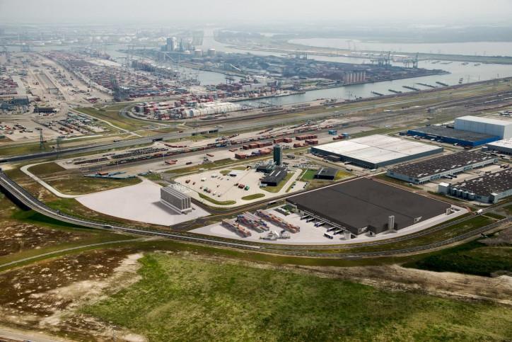 Rotterdam Polymer Hub construction starts