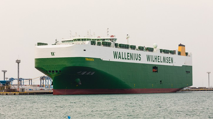 New RoRo MV Traviata sets new benchmark in energy efficiency