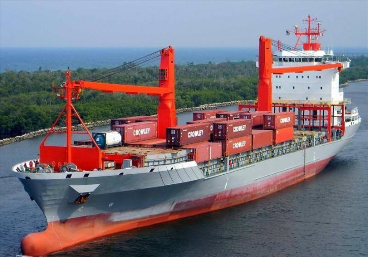 Crowley to begin direct, weekly service from Florida Ports to Costa Rica and Panama