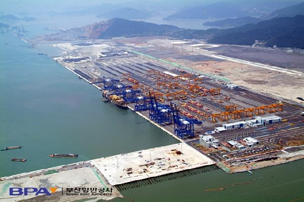 South Korea to develop 30 mln square meters of seaport hinterland by 2030