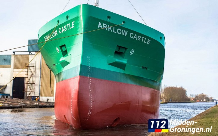 Ferus Smit's Nb. 426 'Arklow Castle' successfully launched