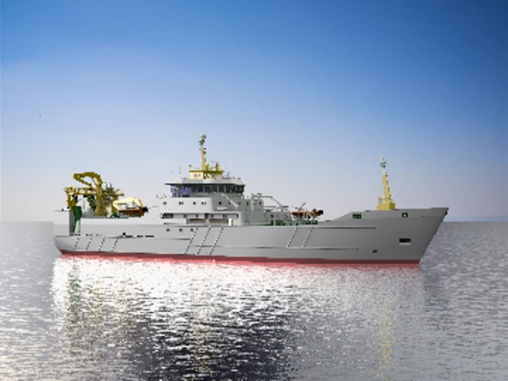 France Pélagique and Havyard Ship Technology signed an agreement to build an innovative pelagic trawler