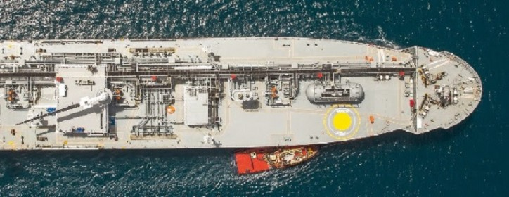 YPF awards EXMAR a long-term contract to produce and export the first LNG from Argentina