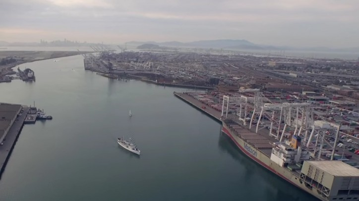 TraPac to nearly double size of its terminal at Port of Oakland