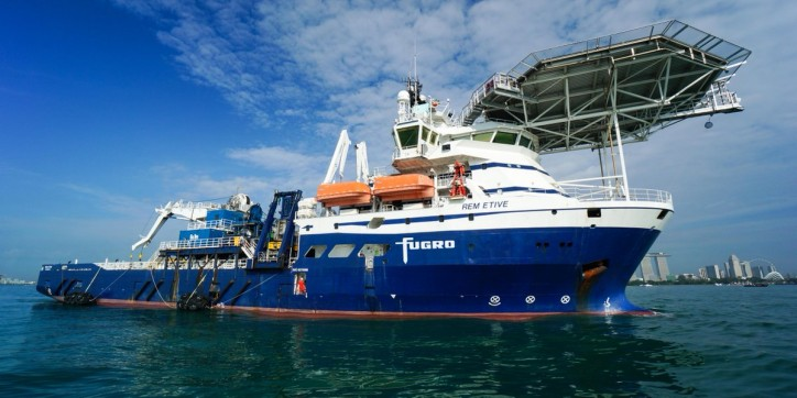 Fugro Acquires REM Etive IRM Support Vessel To Service Multiple Contracts In Southeast Asia