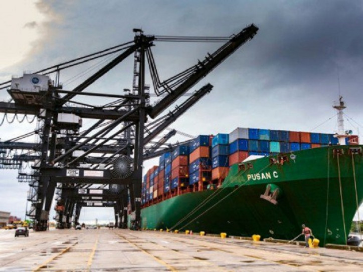 Big New Ship-to-Shore Cranes and Houston Ship Channel Expansion Work Authorized