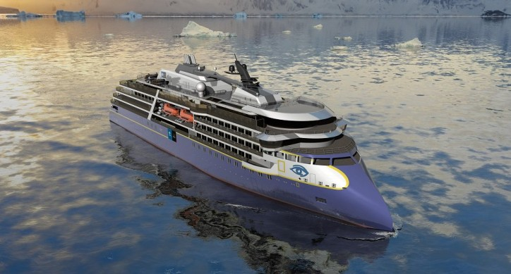 ABB wins total solution order for first polar newbuild for Lindblad Expeditions Holdings, Inc.