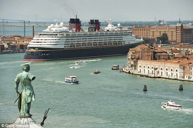 Disney Magic in Venice