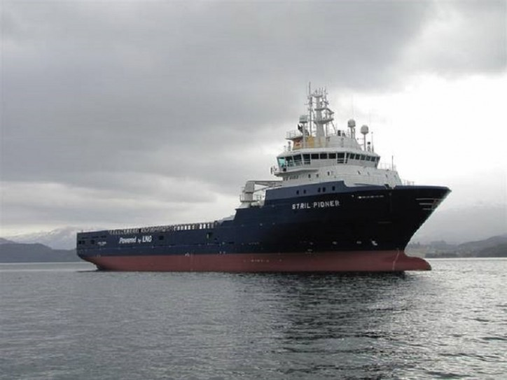 Simon Mokster signs contract with Equinor for PSV Stril Pioner
