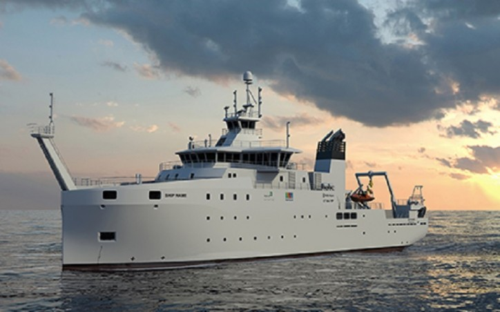 Rolls-Royce to deliver design and ship equipment for Belgium's new research vessel
