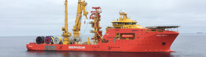 DeepOcean Awarded Contract by Equinor for Marine Operations For Installation of the Vigdis Boosting Station