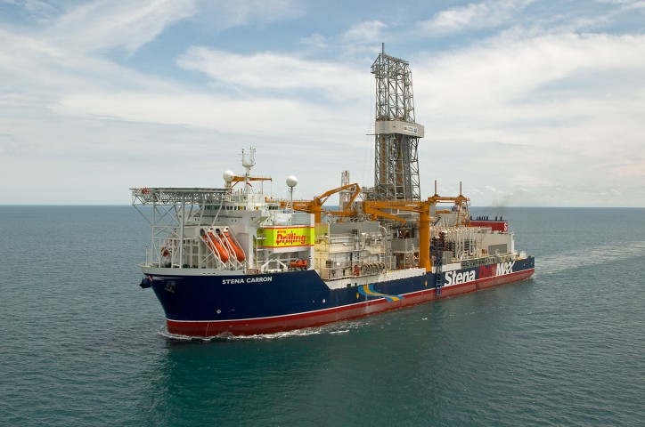 Stena Drilling Ltd. receives first DNV GL MPD class notation