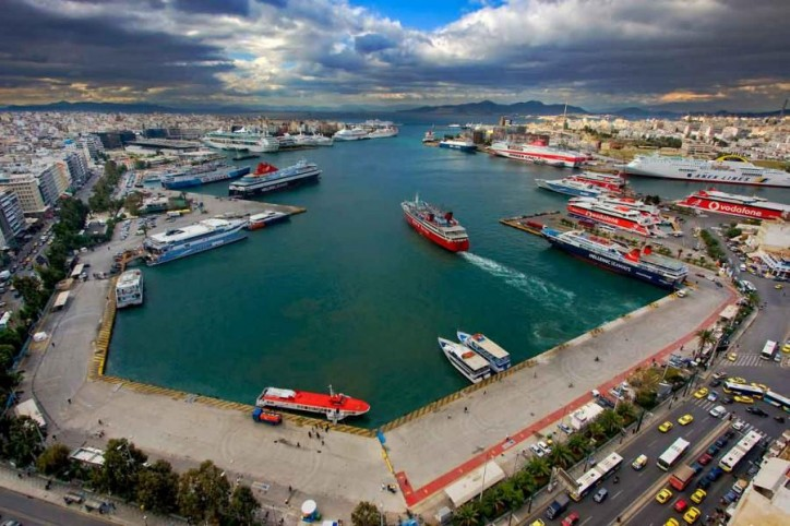 Inchcape Shipping Services: New strikes in Greece on 4 February