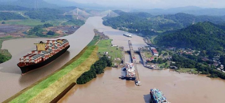 Panama Canal to Hold Draw to Select the First Vessel to Transit the Expanded Canal