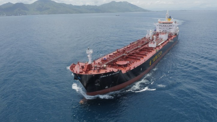 d'Amico Postpones The Delivery of LR1 Tankers