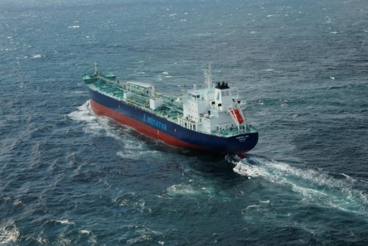 Minerva Marine Turns to BMT for Vessel Performance Monitoring