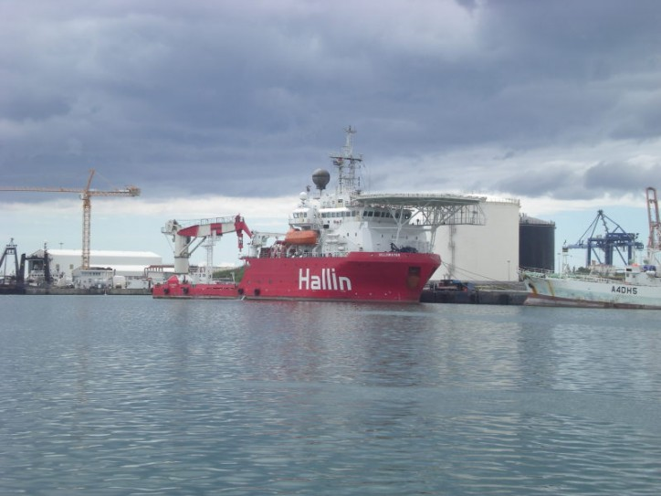 Dulam International takes charter on former Hallin DSV
