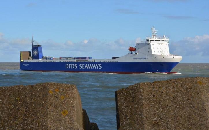 DFDS Seaways raises capacity on route Zeebrugge - Norway