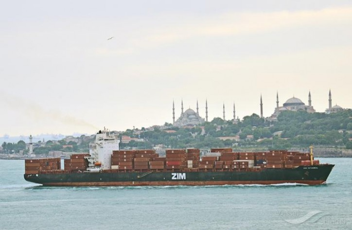 Improving ZIM's Greece Turkey Service (TGX)
