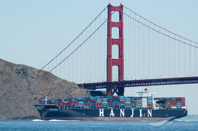 Hanjin Shipping expected to win foreign debt relief