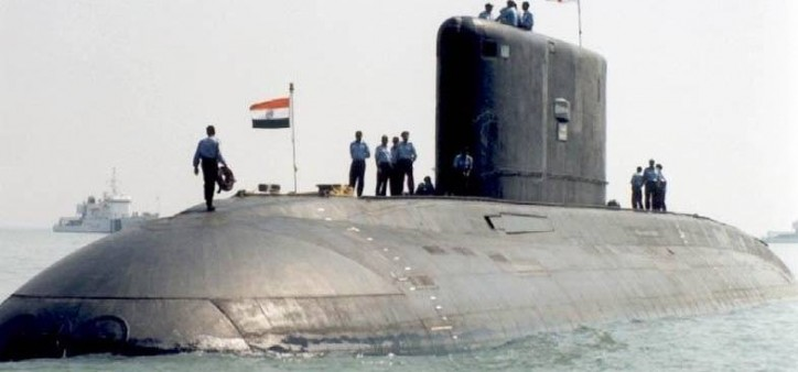 Indian Government Shortlists 5 Shipyards Regarding USD 10.1-billion Submarine Project