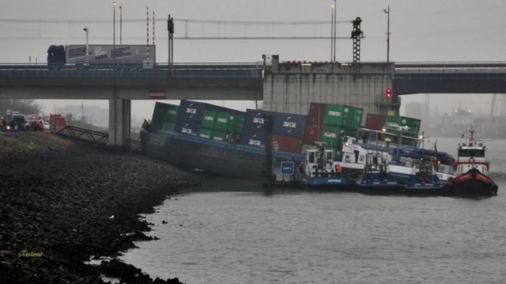 Alsvin aground