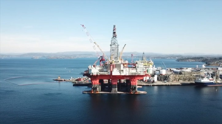 Oceaneering Secures New Rig Support Contract from Wintershall