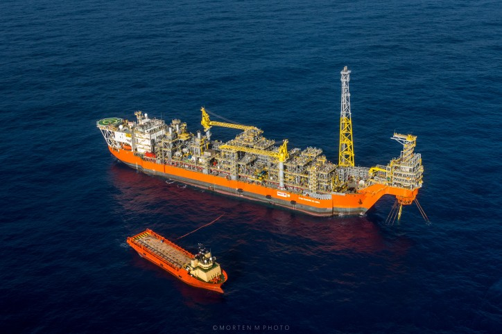 Teekay Offshore Partners Announces First Oil and Contract Start-up for the Libra FPSO (Video)