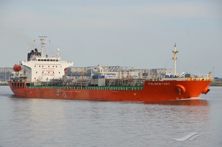 FSL Trust: Refinancing of two chemical tankers
