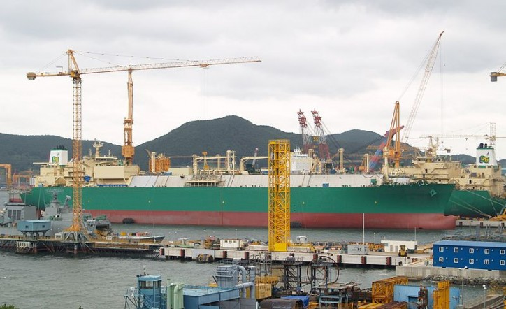 MHI-MME: 80 LNG careers completed main boiler retrofit for Low Sulfur Fuel