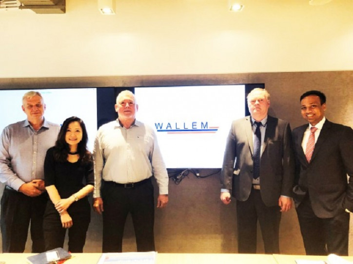 MAN Energy Solutions Signs Global Service Agreement with Wallem Group