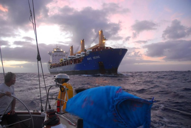 Curious to know: SV Pipe Dream and BBC Seine write a great story of human survival and compassion at sea