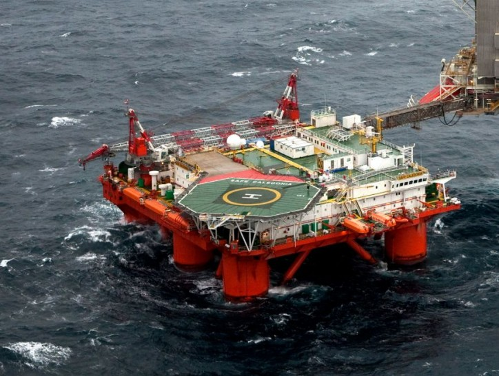 Total extends charter for semi-submersible accommodation vessel Safe Caledonia at Central Graben