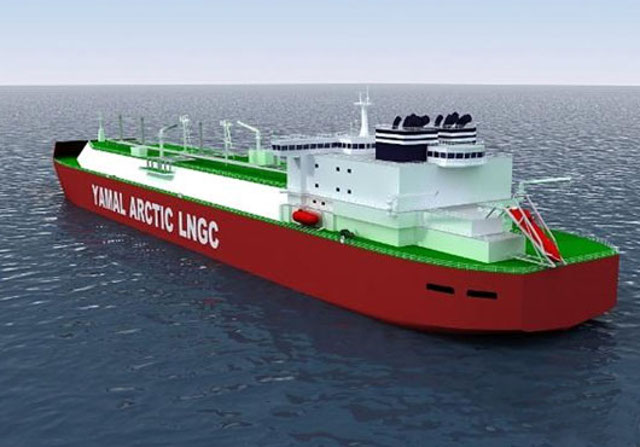 Bureau Veritas to class Arctic ice-breaking LNG carriers