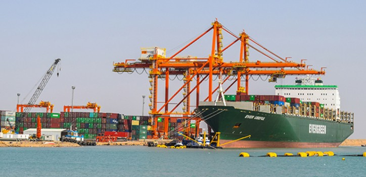ICTSI Basra builds up Umm Qasr capacity