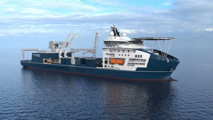 VARD orders seawater cooling for newbuild cable layer