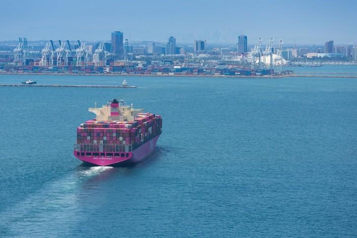 October Cargo Strong in Long Beach