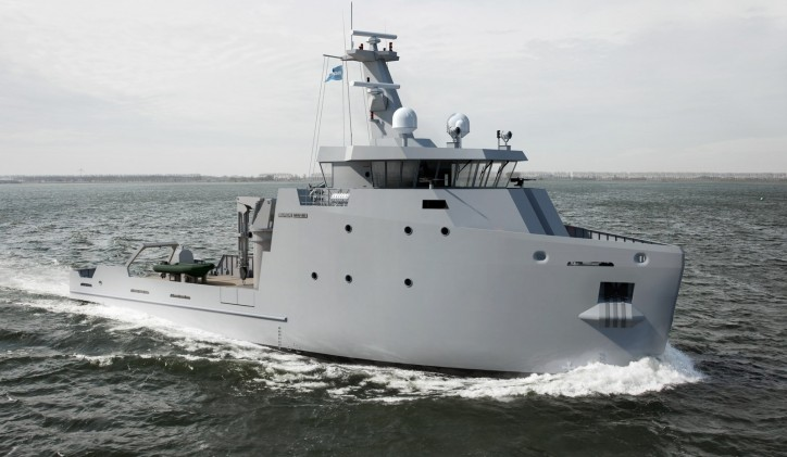 Damen Multi-Role Auxiliary Vessel 3600