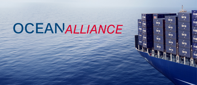 "CMA CGM, COSCO, Evergreen and Orient Overseas Container Lines to establish ""OCEAN Alliance"""