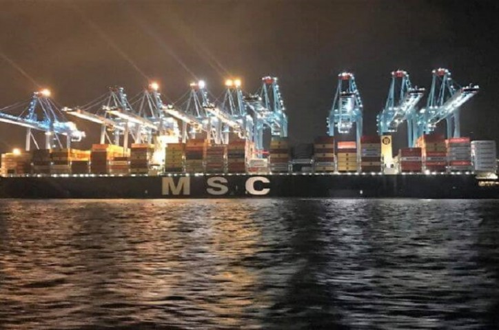 APM Terminals Algeciras sets new record