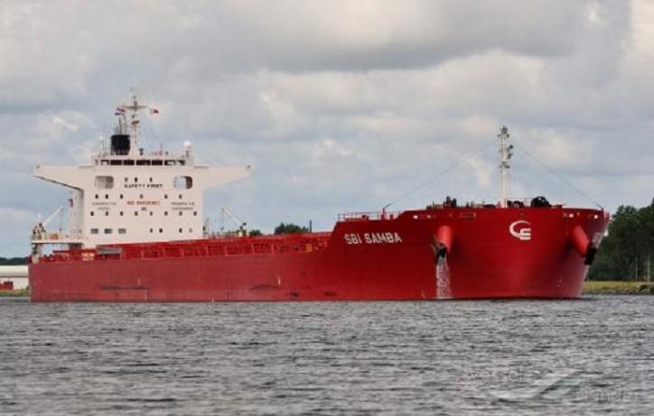 Scorpio Bulkers Inc. Announces the Refinancing of a Kamsarmax Vessel