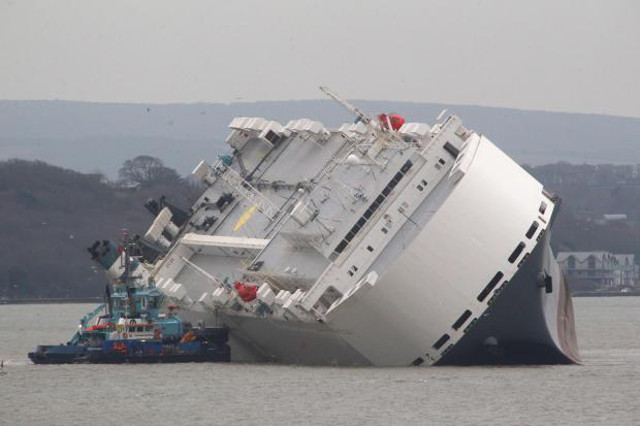 Allianz: Cyber Risk, Superstorms and Economic Pressures Challenge Shipping Safety Progress