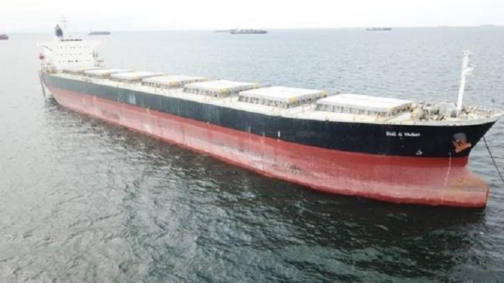 Dry bulk carrier S'hail al Wajbah joins Klaveness Baumarine Pool
