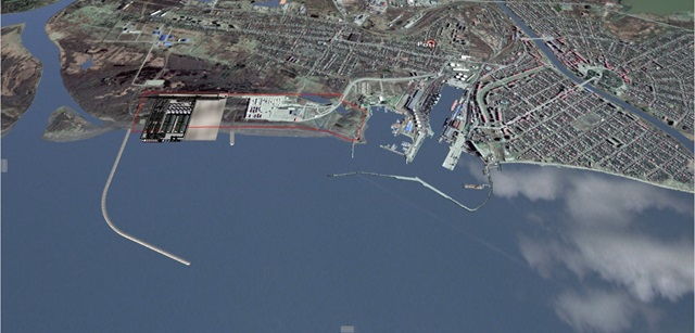 APM Terminals submits design for expansion of the Poti Sea Port