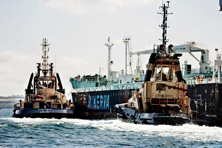 SVITZER Continues Focus on Growth in New Markets