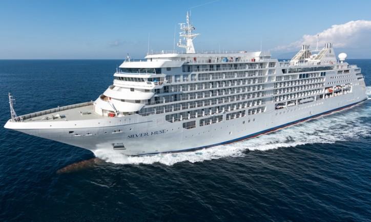 First cruise ship of season arrives at Port of Nanaimo